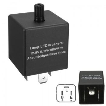 Реле за мигачи за LED крушки с регулиране