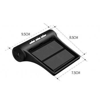 Соларна безжична система за следене налягането в гумите