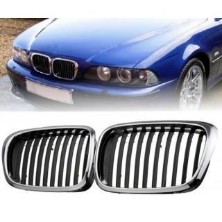 Решетки за BMW E39 (1995-2003) хром