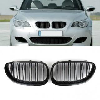 Решетки за BMW E60 (2005-2008) пиано дизайн