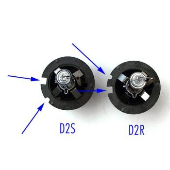 Крушка ксенон D2S, 85V, 35W