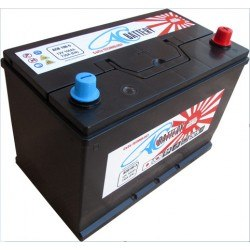 AC Battery 100Ah JIS