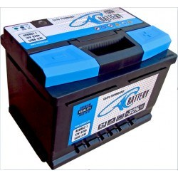 AC Battery 62Ah