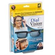 Dial Vision очила с регулируеми лещи от -6 до + 3 диоптера