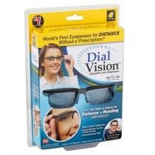 Увеличителни очила с регулируеми лещи от -6 до + 3 диоптера