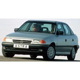 Странично огледало Opel Astra F дясно