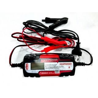 Зарядно за акумулатори от 4Ah до 120Ah