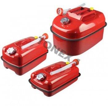 Туба за гориво метална 5л, 10л, 20л