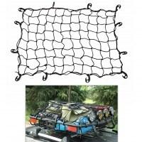 Мрежа за багажник 90х70см