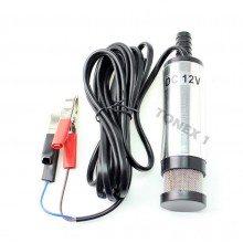 Електрическа помпа за източване на гориво 12V