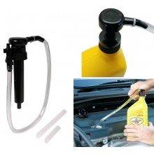 Ръчна помпа за източване на течности