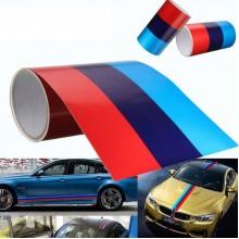 M Power стикер за BMW на метър