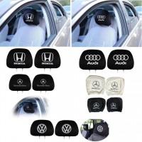 Калъфки за подглавниците на различни марки автомобили