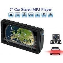 Мултимедия MP5 плейър с Bluetooth и камера за паркиране Android