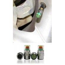 Капачки за вентили със сензори за налягането в гумите