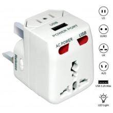 Универсален адаптер 220V за 150 държави