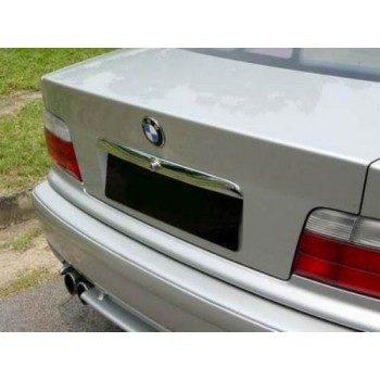 Хромирана лайсна за заден капак на BMW E36