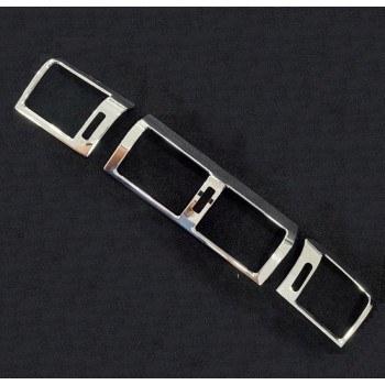 Хромирани рамки за въздуховодите на MERCEDES W210