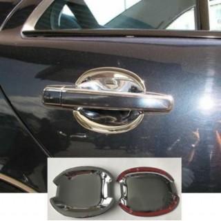 Хромирани капачки за дръжки на MERCEDES W210
