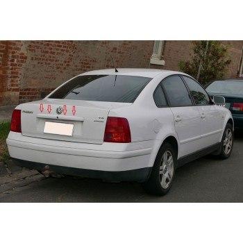 Хромирана лайсна за заден капак на VW Passat B5