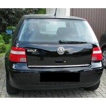 Хромирана лайсна за заден капак на VW Golf 4 Bora Passat B5.5