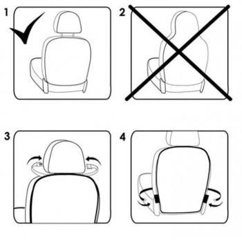 Протектор за седалка