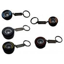 Ключодържател джанта с гума F1