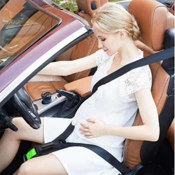 Ограничител за предпазен колан за бременни