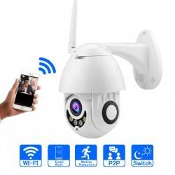 Wifi IP Смарт камера за външна употреба Full Hd 1080p ( въртяща се )
