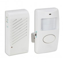 Безжична аларма с датчик за движение с батерии