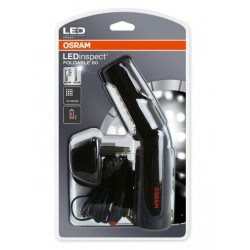 Акумулаторен LED фенер работна лампа LEDinspect FOLDABLE 80 Osram