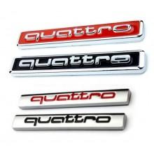 Емблема Quattro