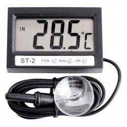 Термометър и часовник 2 в 1