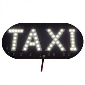 Лед табела Такси