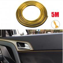 Декоративна лайсна за интериор на кола