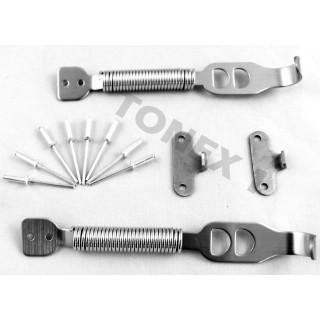 Допълнителни тунинг ключалки за преден капак