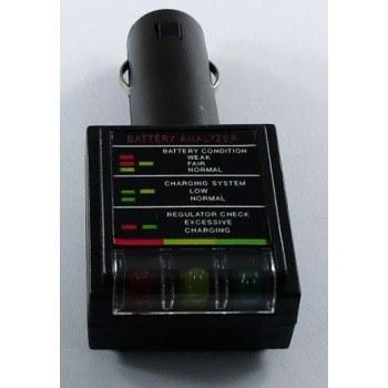 Дигитален волтметър за кола с диоди