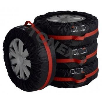Калъфи за гуми 4бр.