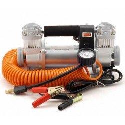 Компресор за гуми за джип и SUV 4X4 10 bar 12V двубутален 150л/мин