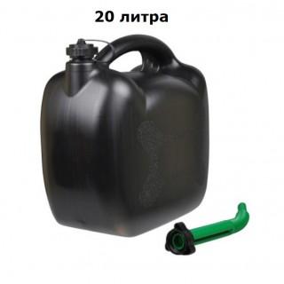 Туба за гориво пластмасова 5л, 10л, 20л