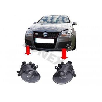 Халогенни фарове комплект за VW GOLF V