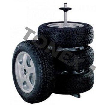 Стойка за гуми