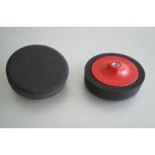 Гъба за полиране с диск сива