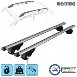 Напречни греди за багажник Menabo BRIO XL