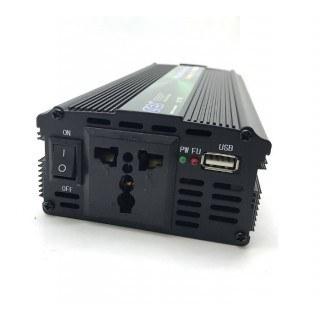 Инвертор на напрежение от 24V на 220V 1500W