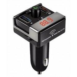 Bluetooth FM трансмитер 12V / 24V