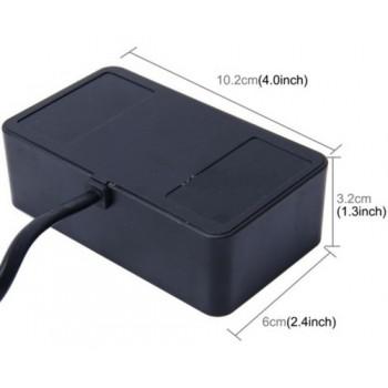 Разклонител за запалка със зарядно и волтметър 3 в 1 - 12 / 24V