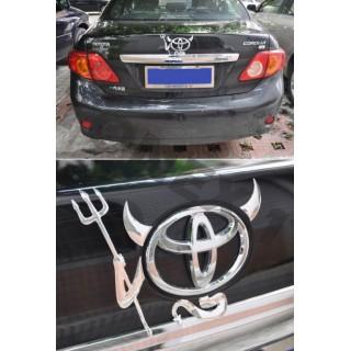 Стикер за автомобилна емблема