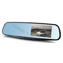 Видеорегистратор с огледало монитор и камера за паркиране