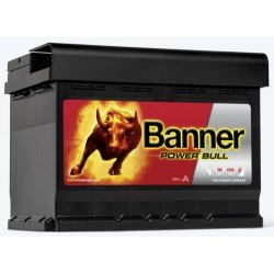 Акумулатор BANNER Power Bull 60Ah
